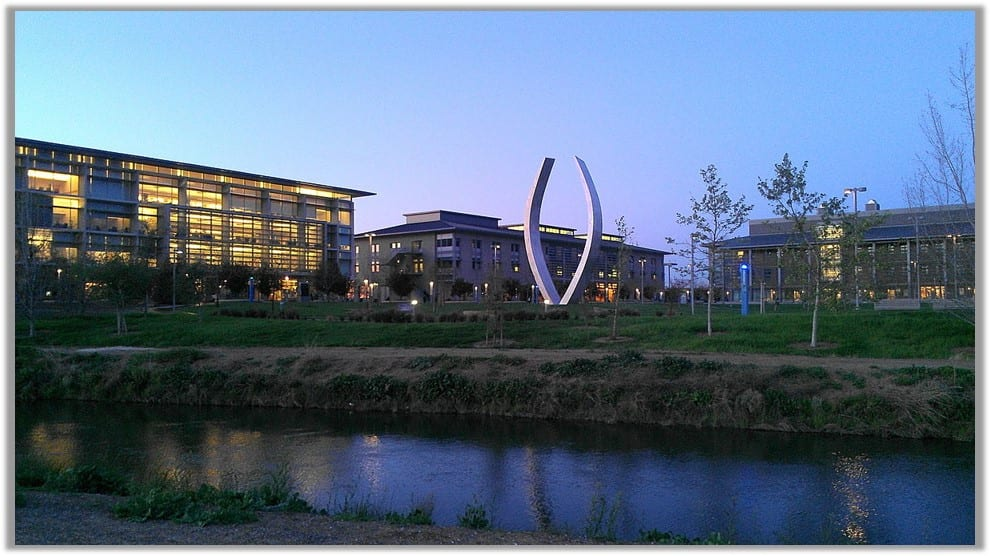 UC Merced at Night